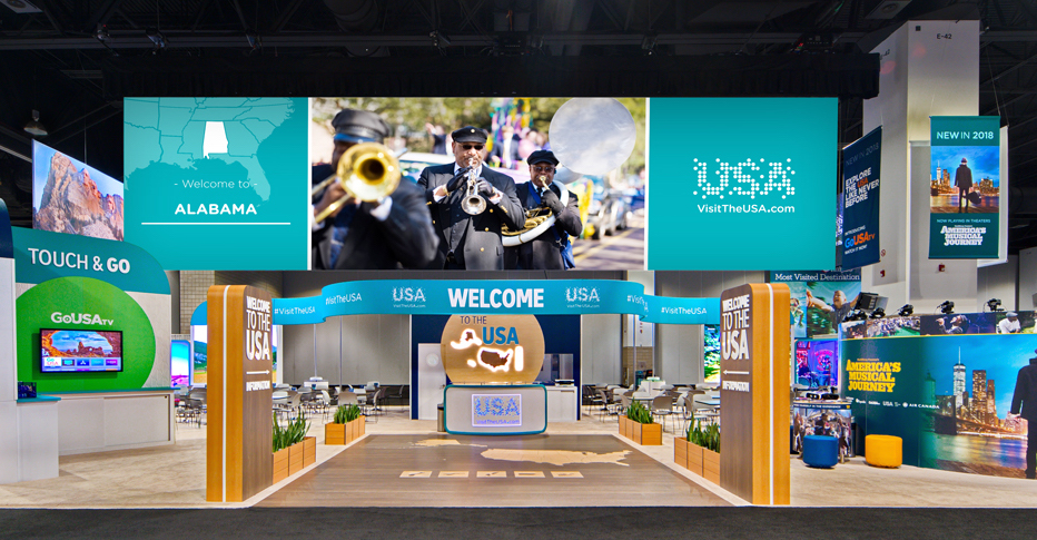 Trade Show Booth image