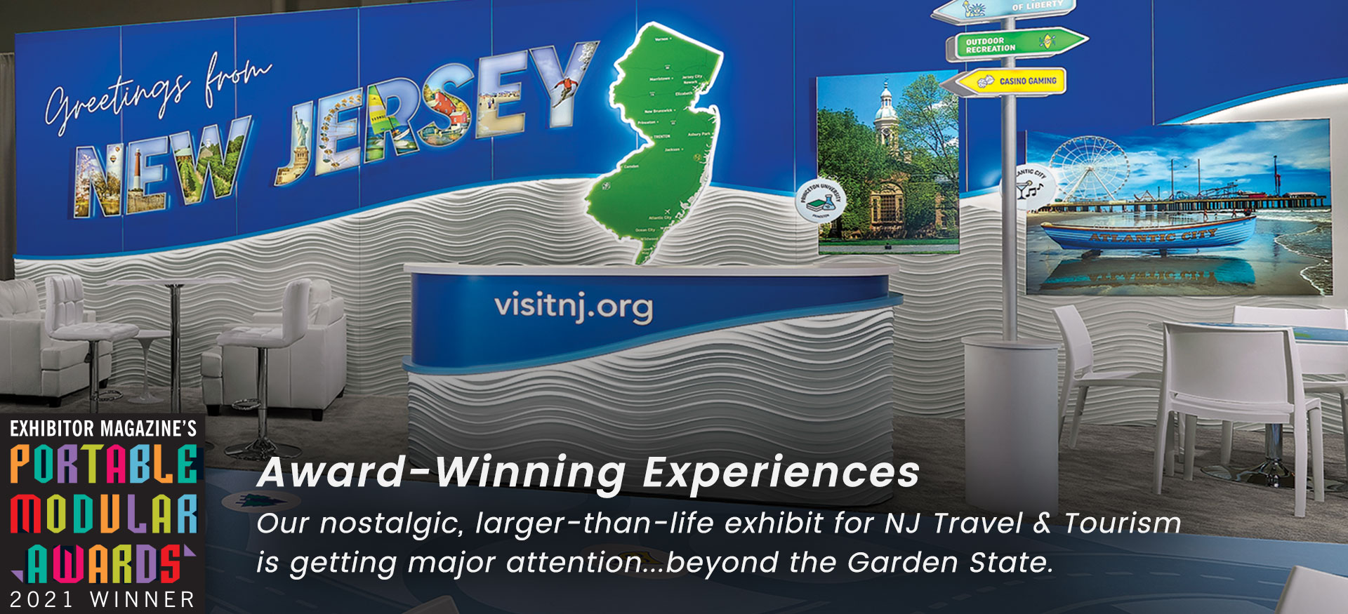 New Jersey Travel & Tourism